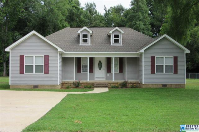 418 Debra Ave, Clanton, AL 35045 (MLS #821821) :: Josh Vernon Group
