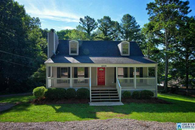 6929 Honor Keith Rd, Trussville, AL 35173 (MLS #822223) :: Williamson Realty Group