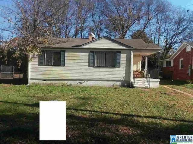 541 25TH ST SW, Birmingham, AL 35211 (MLS #822279) :: Brik Realty