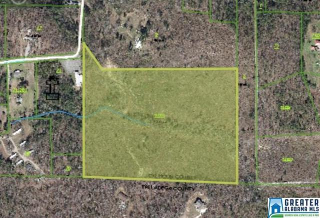 76 Homewood Acres Dr 23 Acres, Eastaboga, AL 36260 (MLS #822485) :: Williamson Realty Group
