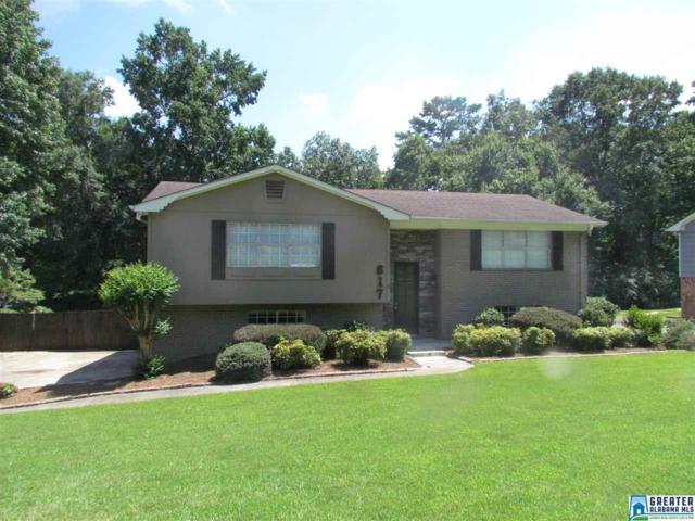 617 Ashwood Ln, Trussville, AL 35173 (MLS #822511) :: Williamson Realty Group