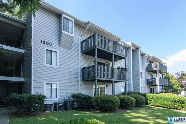 1303 Woodland Village #1303, Homewood, AL 35216 (MLS #822847) :: Howard Whatley