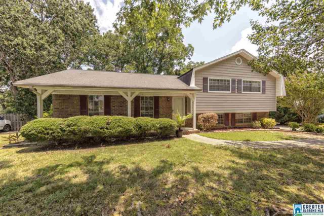 805 Creekview Dr, Pelham, AL 35124 (MLS #823002) :: Howard Whatley