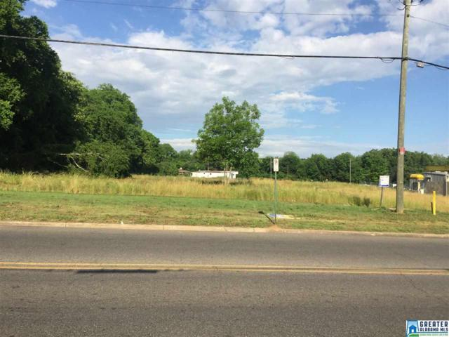 3018 Jefferson Ave SW Vacant & Unsued, Birmingham, AL 35211 (MLS #823126) :: Bentley Drozdowicz Group