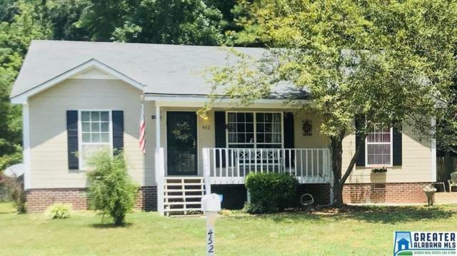 452 Willow Ave, Hueytown, AL 35023 (MLS #823134) :: Josh Vernon Group