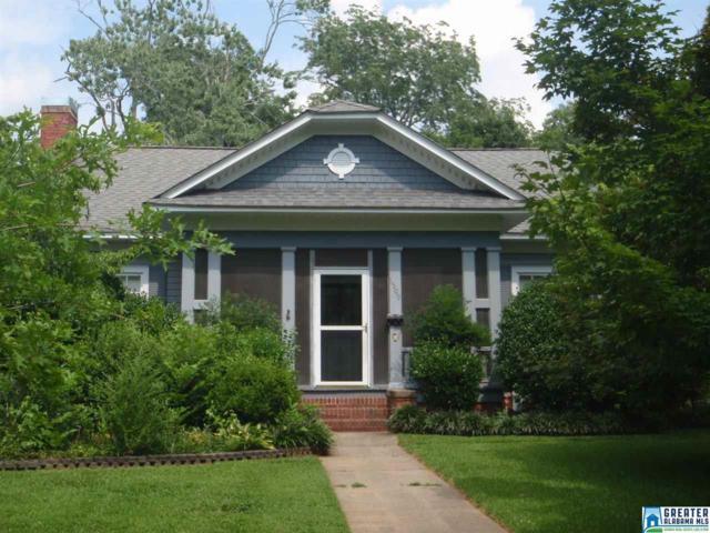 1509 Christine Ave, Anniston, AL 36207 (MLS #823347) :: Brik Realty