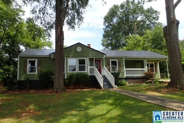 516 Brentwood St, Sylacauga, AL 35150 (MLS #823501) :: Williamson Realty Group