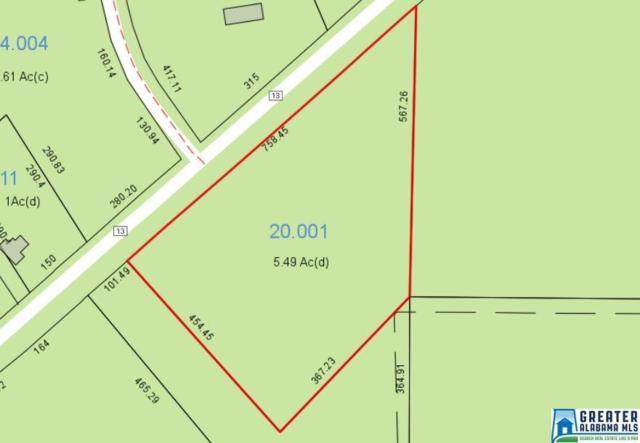 5.49 acres Co Rd 13 5.49 Acres, Heflin, AL 36264 (MLS #824446) :: LIST Birmingham