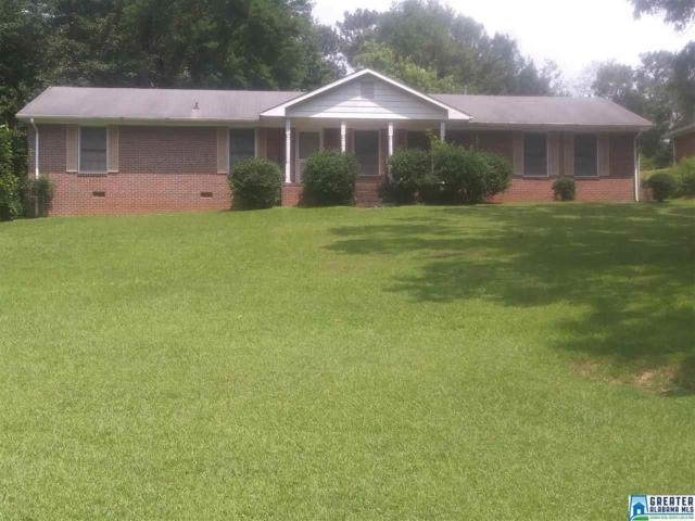 1201 Vine St, Anniston, AL 36207 (MLS #825368) :: Gusty Gulas Group