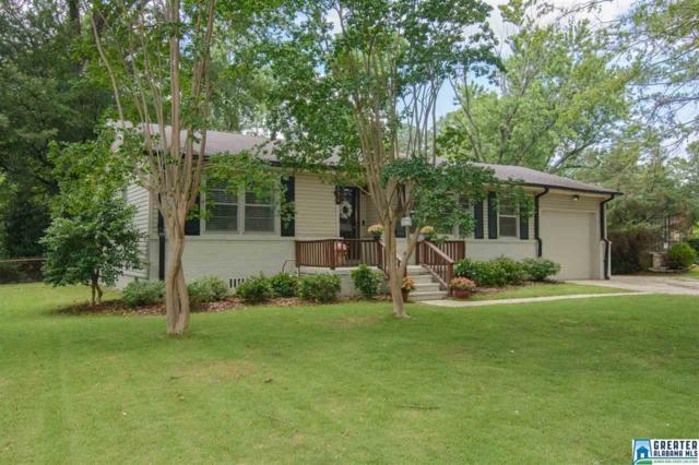 636 Oakmoor Dr, Homewood, AL 35209 (MLS #825468) :: The Mega Agent Real Estate Team at RE/MAX Advantage