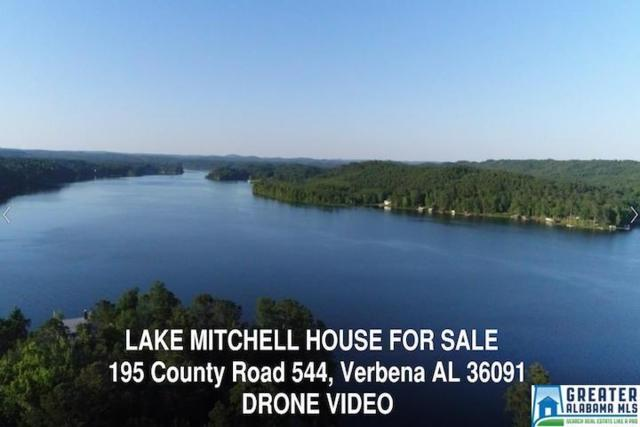 195 Co Rd 544, Verbena, AL 36091 (MLS #825849) :: LIST Birmingham