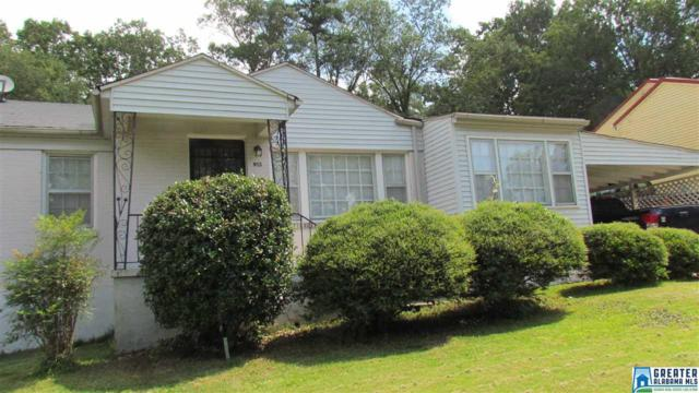 913 15TH ST, Anniston, AL 36201 (MLS #825915) :: JWRE Birmingham