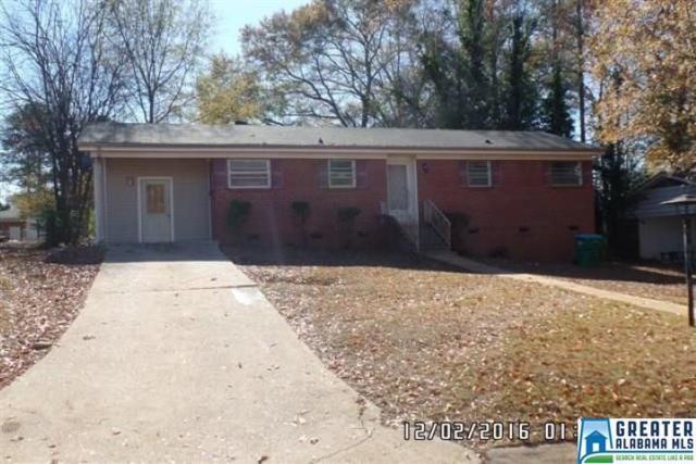 704 Patricia Ave, Talladega, AL 35160 (MLS #826110) :: Josh Vernon Group