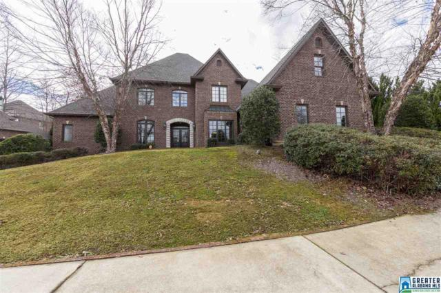 522 Stewards Glen, Hoover, AL 35242 (MLS #826118) :: The Mega Agent Real Estate Team at RE/MAX Advantage