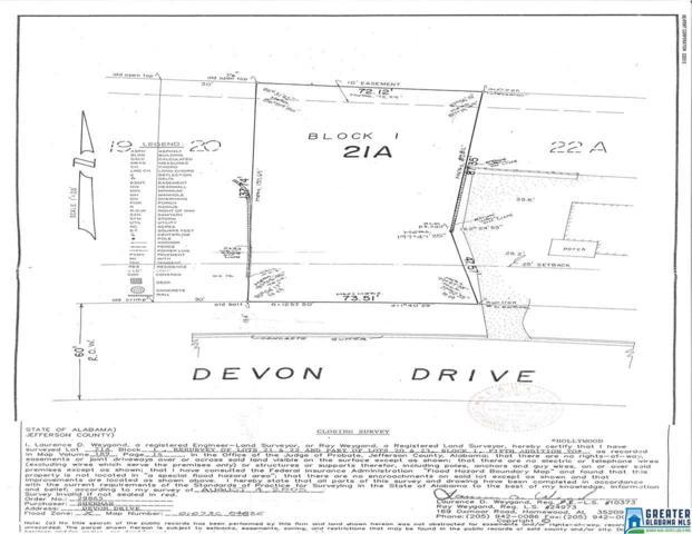 422 Devon Dr 21-A, Homewood, AL 35209 (MLS #826614) :: Josh Vernon Group
