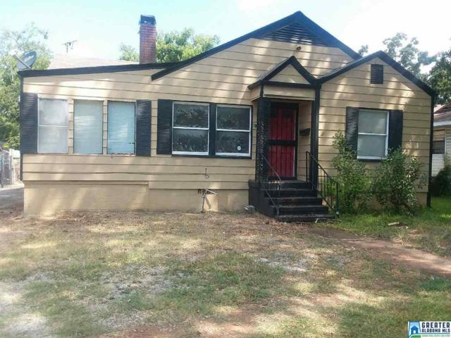1824 Woodland Ave SW, Birmingham, AL 35211 (MLS #827511) :: Josh Vernon Group
