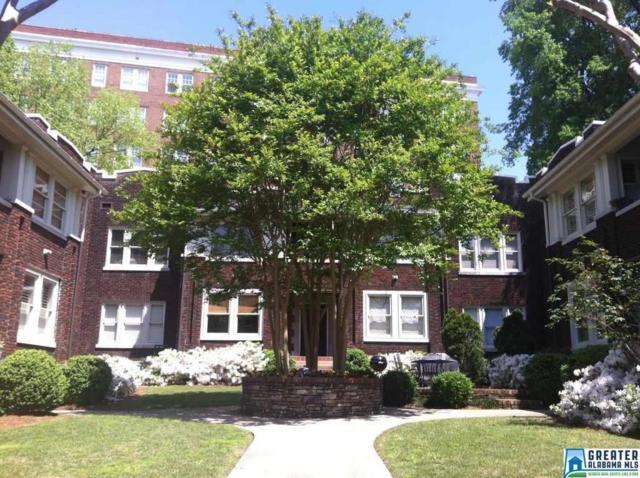 2823 Highland Ave 3D, Birmingham, AL 35205 (MLS #827632) :: Josh Vernon Group