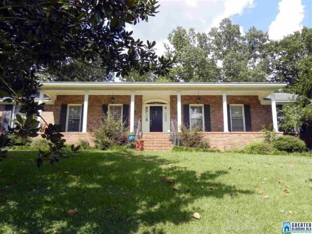 727 Cherokee Trl, Anniston, AL 36206 (MLS #828441) :: JWRE Birmingham