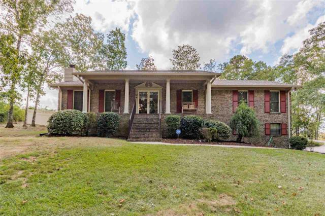 317 Cherokee Dr, Trussville, AL 35173 (MLS #828515) :: Jason Secor Real Estate Advisors at Keller Williams