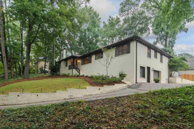 635 Rumson Rd, Homewood, AL 35209 (MLS #828588) :: Gusty Gulas Group