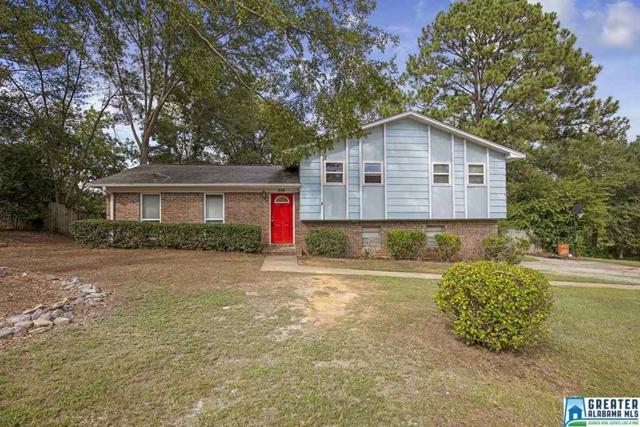 701 Creek View Dr, Pelham, AL 35124 (MLS #828667) :: Jason Secor Real Estate Advisors at Keller Williams