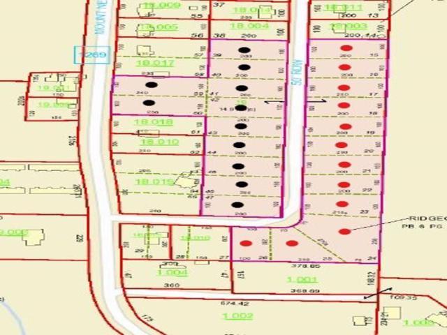 0 Co Rd 1272 15-26, 39-47, 5, Vinemont, AL 35179 (MLS #828721) :: The Mega Agent Real Estate Team at RE/MAX Advantage