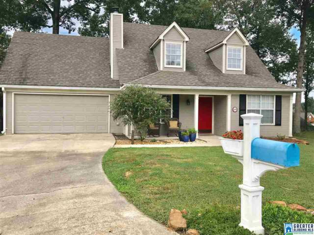 207 Laurel Woods Cir, Helena, AL 35080 (MLS #828731) :: Gusty Gulas Group