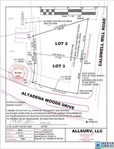 3 Altadena Woods Dr #3, Hoover, AL 35242 (MLS #828828) :: LIST Birmingham