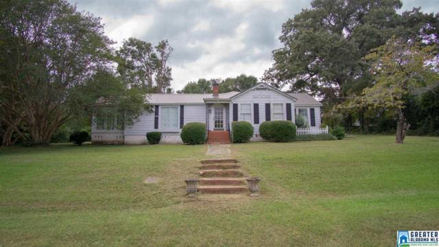 35 Jackson St, Wilsonville, AL 35186 (MLS #828830) :: LIST Birmingham