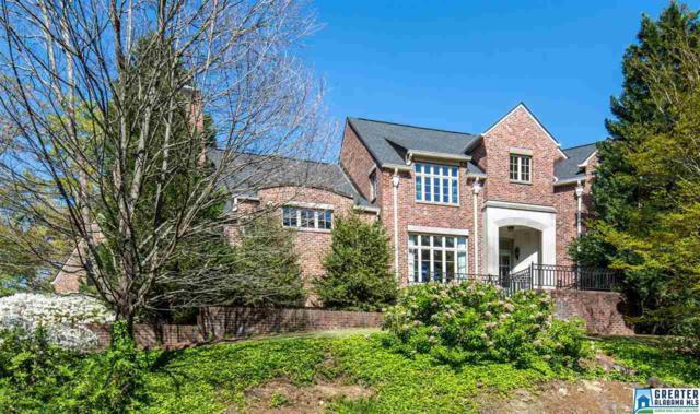 1710 Somerset Cir, Mountain Brook, AL 35213 (MLS #828905) :: Jason Secor Real Estate Advisors at Keller Williams