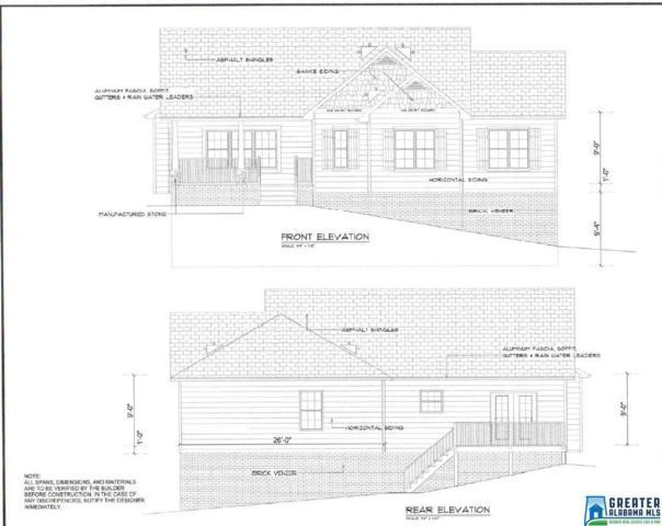 353 Asbury Way, Odenville, AL 35120 (MLS #829025) :: Josh Vernon Group