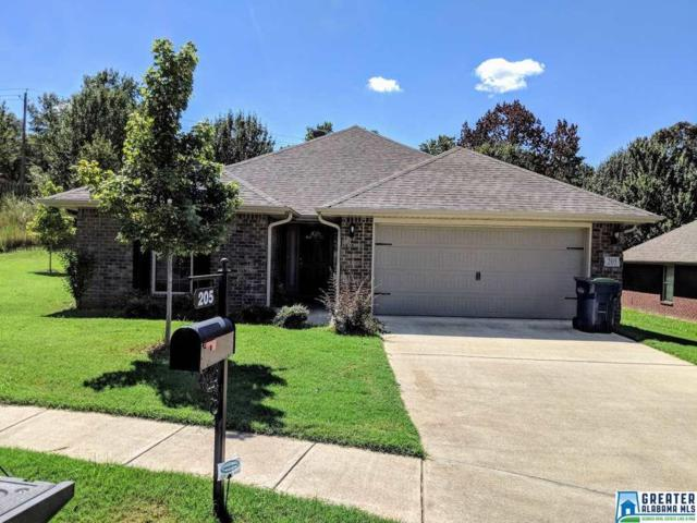 205 Stoney Trl, Alabaster, AL 35114 (MLS #829048) :: Howard Whatley