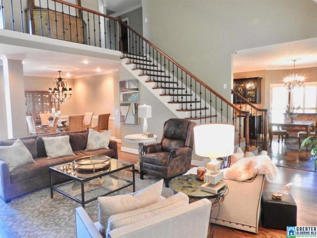 3476 Ivy Chase Cir, Hoover, AL 35226 (MLS #829089) :: Jason Secor Real Estate Advisors at Keller Williams