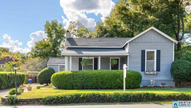 158 Highland Ave, Trussville, AL 35173 (MLS #829112) :: Howard Whatley