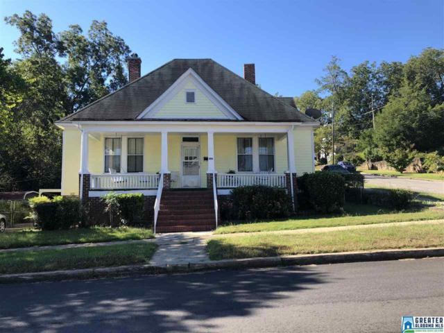 400 7TH ST, Anniston, AL 36207 (MLS #829131) :: LIST Birmingham