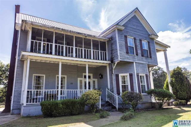 112 Lakeview Cir, Harpersville, AL 35078 (MLS #829162) :: Jason Secor Real Estate Advisors at Keller Williams