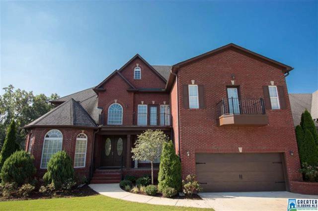 1017 Bridgewater Park Dr, Hoover, AL 35244 (MLS #829170) :: Jason Secor Real Estate Advisors at Keller Williams