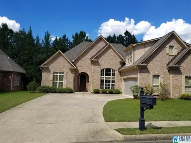 260 Macallan Dr, Pelham, AL 35124 (MLS #829199) :: Gusty Gulas Group