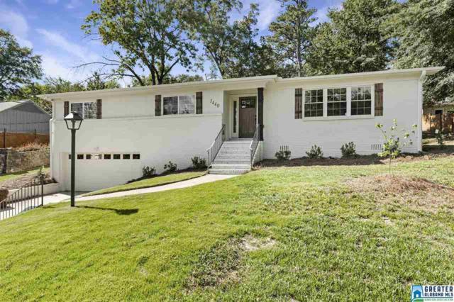 1440 Alford Ave, Hoover, AL 35226 (MLS #829232) :: Gusty Gulas Group