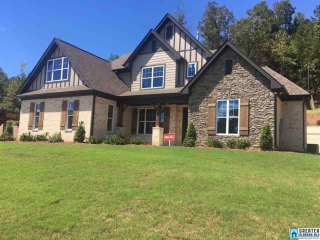 184 Bent Creek Dr, Pelham, AL 35043 (MLS #829234) :: Gusty Gulas Group