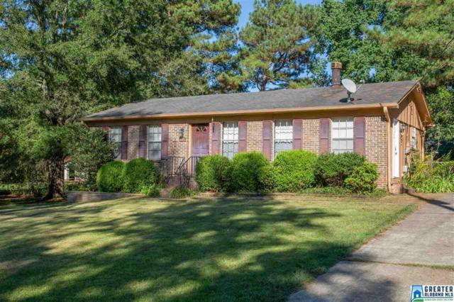 6951 Treeline Ln, Pinson, AL 35126 (MLS #829338) :: The Mega Agent Real Estate Team at RE/MAX Advantage