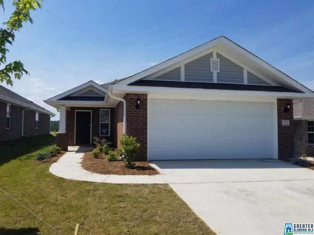 3012 Village Ridge Dr, Calera, AL 35040 (MLS #829368) :: LIST Birmingham