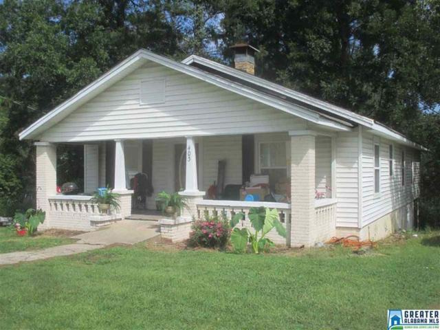 403 Church St, Warrior, AL 35180 (MLS #829392) :: The Mega Agent Real Estate Team at RE/MAX Advantage