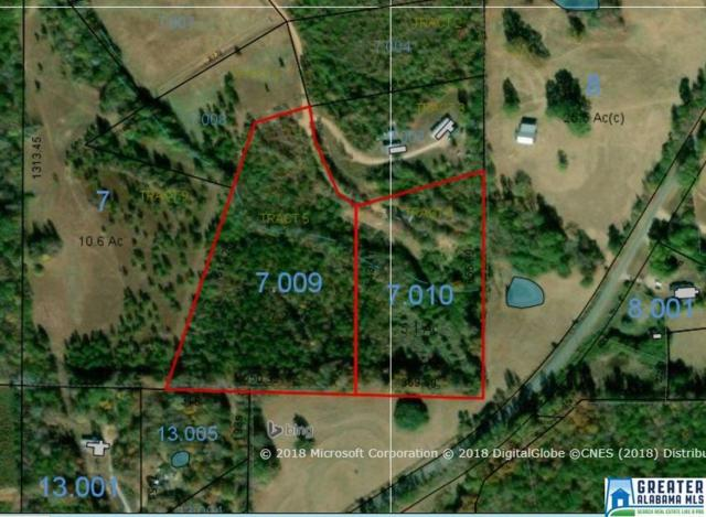 12 acres Big Sky Dr 12 Acres, Cragford, AL 36255 (MLS #829607) :: Gusty Gulas Group