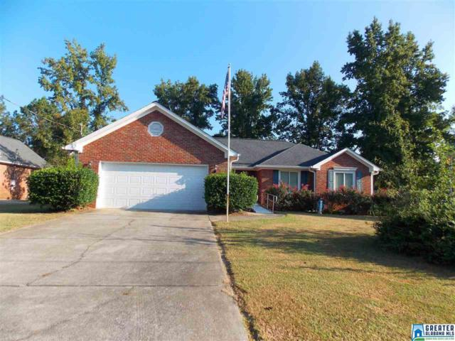 4428 Vandiver Pl, Anniston, AL 36207 (MLS #829874) :: Gusty Gulas Group