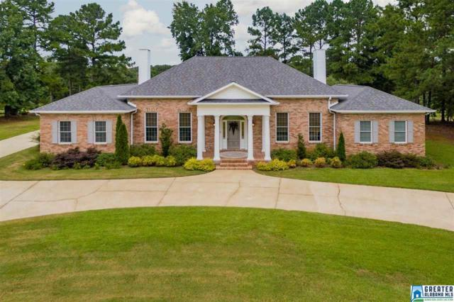 555 Sunset Rd, Pell City, AL 35128 (MLS #829961) :: LIST Birmingham