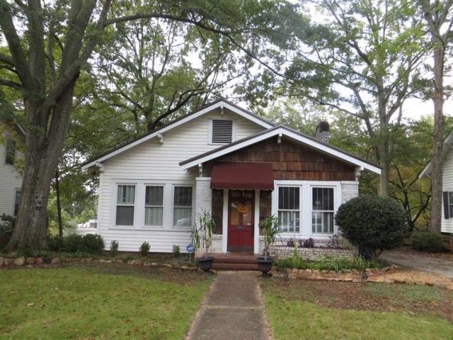 715 Oak St, Anniston, AL 36207 (MLS #830244) :: LIST Birmingham