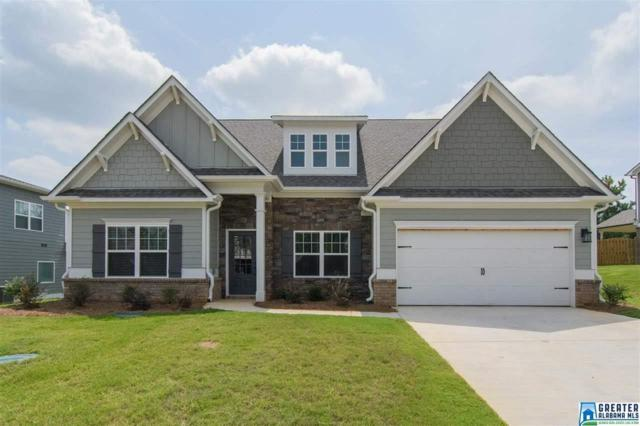 565 Lakeridge Dr, Trussville, AL 35173 (MLS #830331) :: Gusty Gulas Group