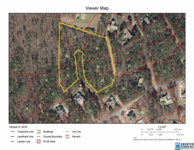 06 Magnolia Dr 6 Lots, Sylacauga, AL 35150 (MLS #830829) :: Howard Whatley
