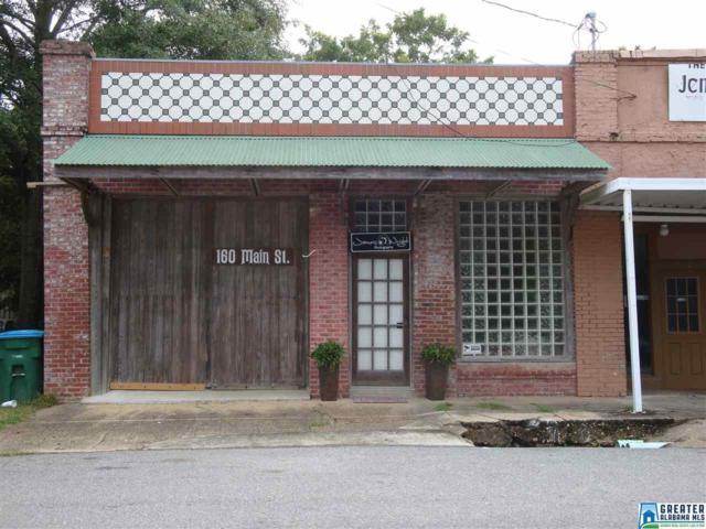 160 Main St #1, Jemison, AL 35085 (MLS #831672) :: LIST Birmingham